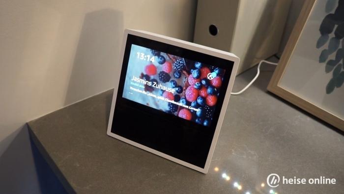 Hands on: Echo Show mit deutscher Alexa