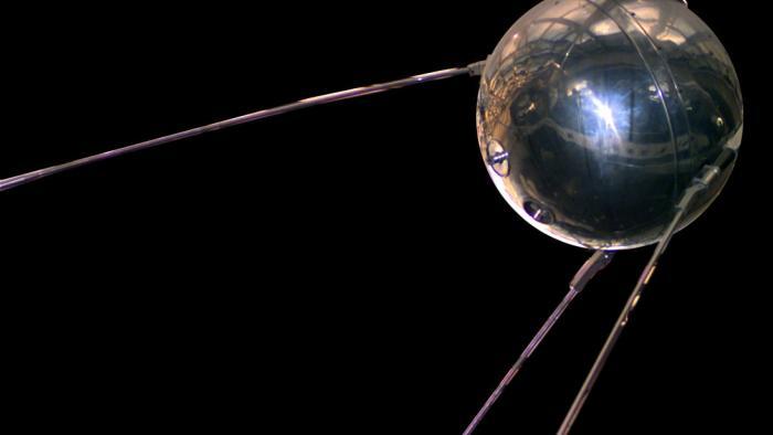 60 Jahre Sputnik: Er tweetete drei Wochen lang