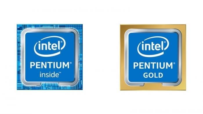 Pentium-Prozessoren künftig in Gold und Silber