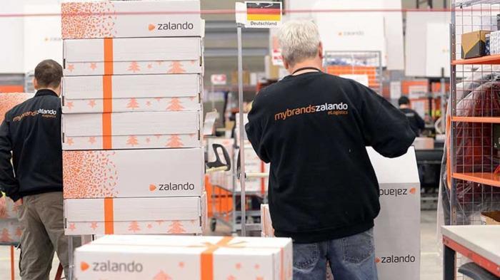Zalando-Mitarbeiter erneut in Warnstreiks