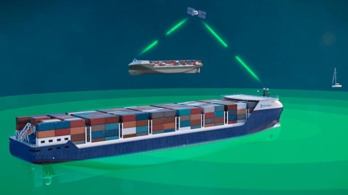 Rolls-Royce und Google forschen gemeinsam an autonomen Schiffen