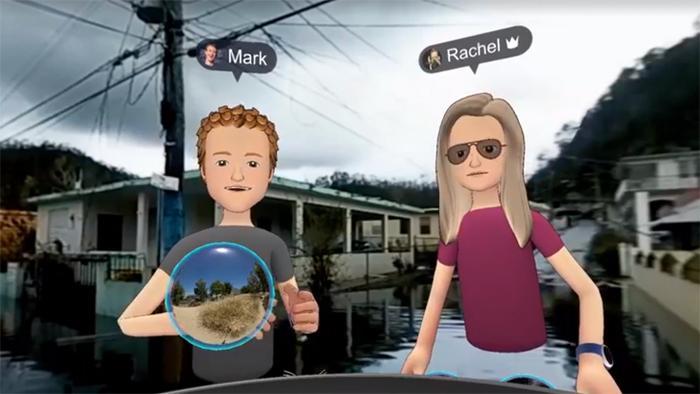 Zuckerberg erntet heftige Kritik für VR-Trip nach Puerto Rico