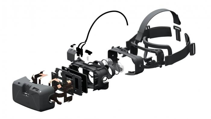 VR-Headset Oculus Rift DK2 ab sofort Open-Source-Hardware
