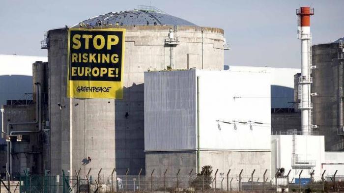 Greenpeace: AKW in Frankreich und Belgien nicht ausreichend vor Terror geschützt