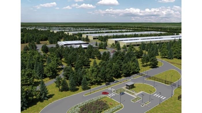 Apples irischen Rechenzentrum darf endlich gebaut werden