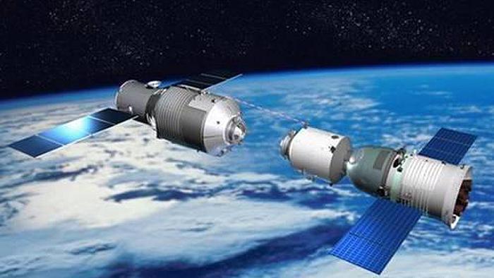 Tiangong-1: Chinesische Raumstation vor unkontrolliertem Absturz