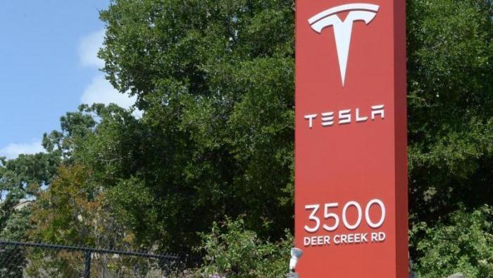 Tesla-Firmenzentrale