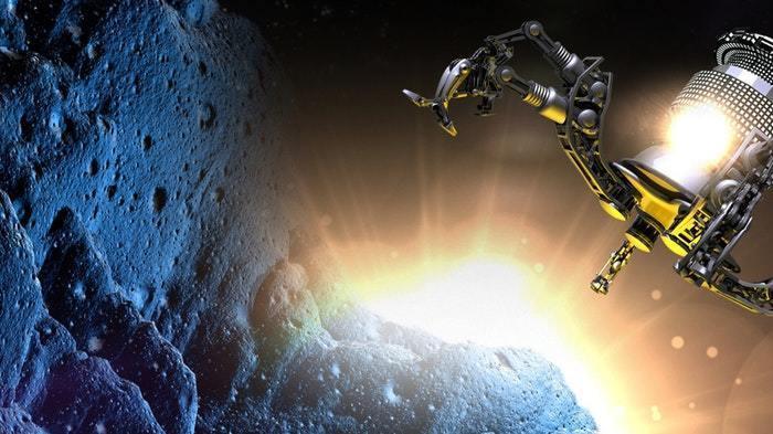 Russland will beim Abbau von Bodenschätzen auf Asteroiden mitmischen