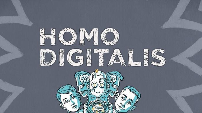 """""""Homo Digitalis"""" – BR-Webserie zu Technik, Menschlichkeit und Zukunft"""
