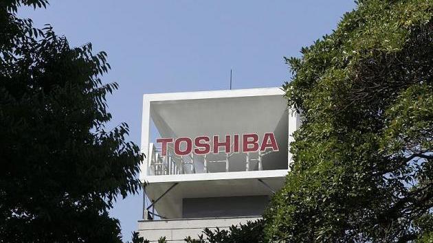 Toshiba rechnet erneut mit dickem Verlust