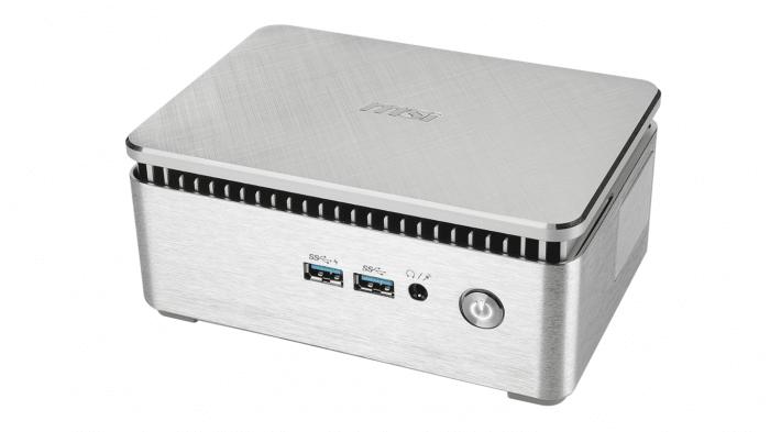 MSI Cubi 3 Silent: 4K-fähige Mini-PCs ohne Lüfter