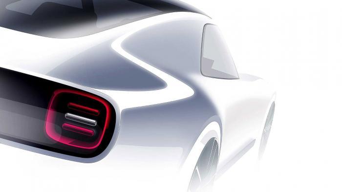 Elektroautos: Honda zeigt Konzepte für Sport- und Kleinwagen