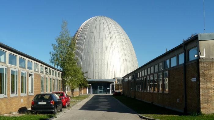 60 Jahre Garchinger Atom-Ei - zunächst großes Einverständnis