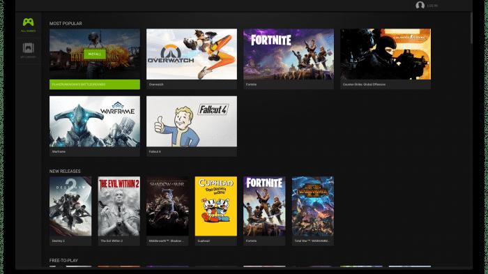 Spiele-Streaming: GeForce Now Beta für Macs startet in Europa