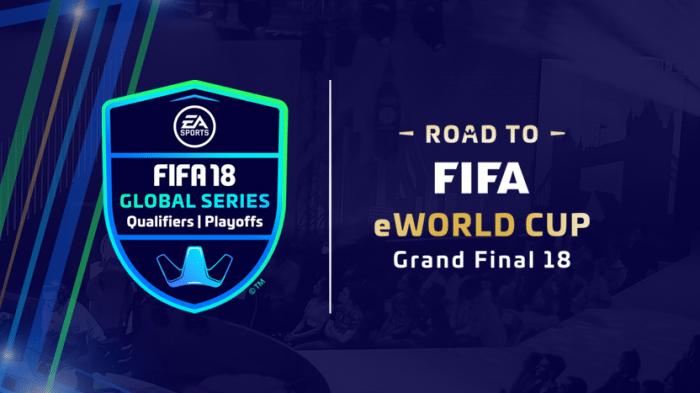 Neue FIFA-18-Turnierserie von FIFA und EA SPORTS