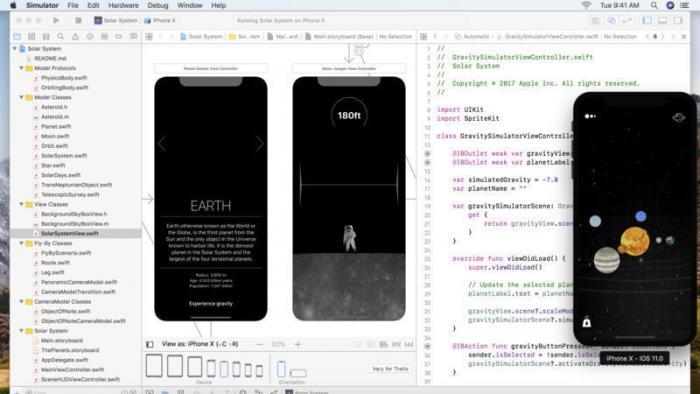 iPhone X: Xcode-Update erlaubt Simulation