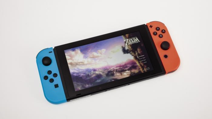 Nintendo steigert dank neuer Konsole Switch Gewinne kräftig