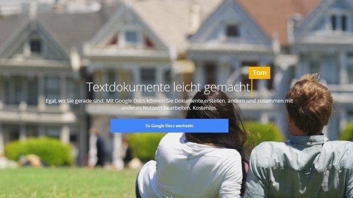 Bug: Google Docs verweigerte Zugriff auf Texte