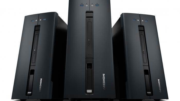 Medion Akoya P5600: Aldi-Komplettrechner mit Ryzen-Sechskernprozessor für 600 Euro