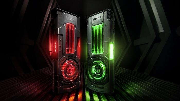 High-End-Grafikkarte Nvidia TitanXp: Sammleredition für Star Wars Fans: