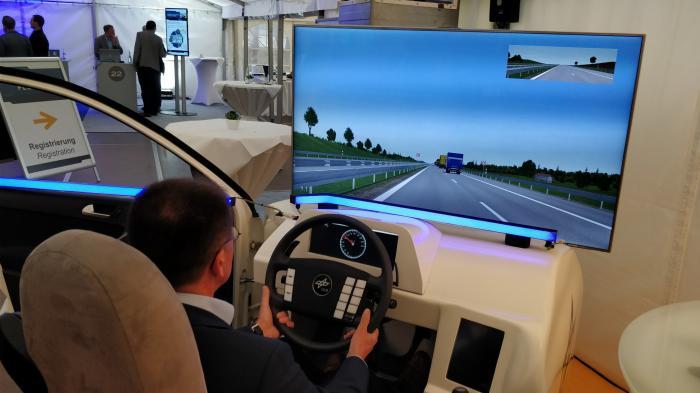 Automatisiertes Fahren: Benchmark Mensch