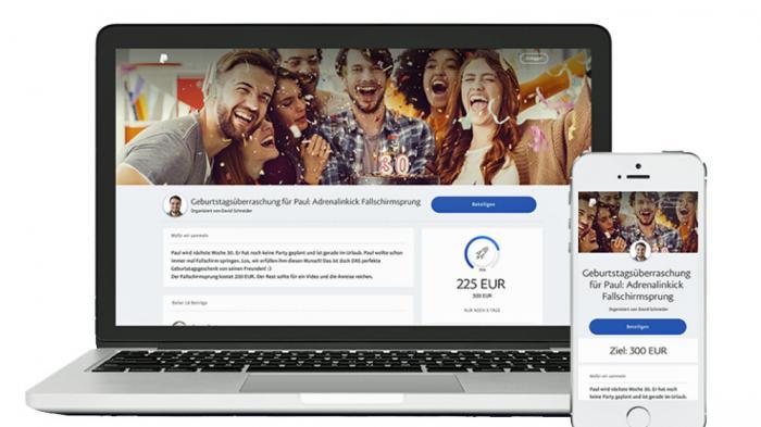 "PayPal stellt digitale Gruppenkasse ""MoneyPool"" vor"