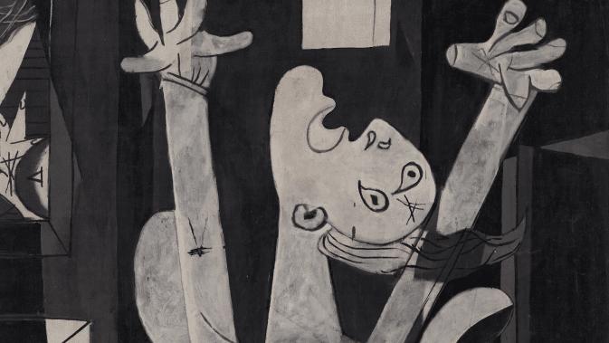 "Neue digitale Bibliothek über Picassos ""Guernica"""