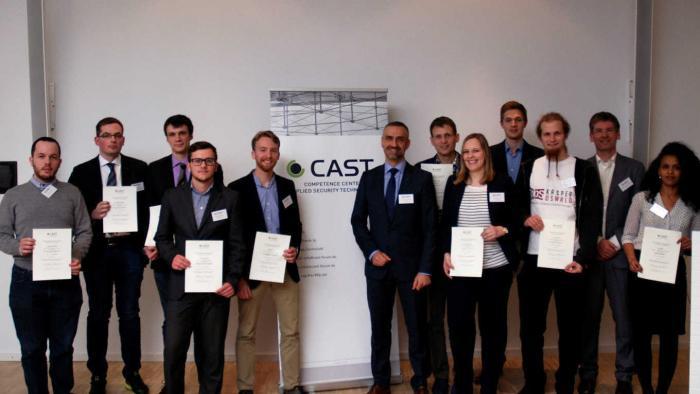 Förderpreis IT-Sicherheit: CAST e.V. lädt zu kostenlosen Vorträgen ein