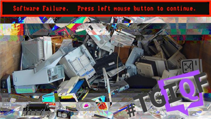 #TGIQF - das Quiz: Crash mich noch mal!