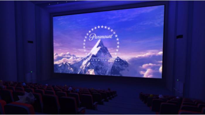 """VR-Kino: Paramount bewirbt virtuelle Lichtspielhäuser mit """"Top Gun 3D"""""""