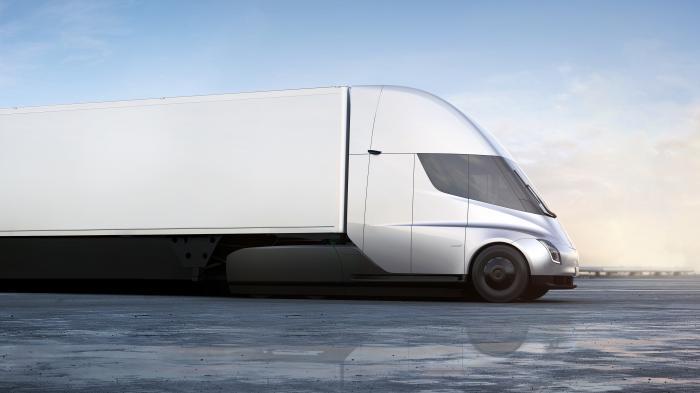 US-Einzelhändler wollen Teslas Elektro-Lastwagen ausprobieren