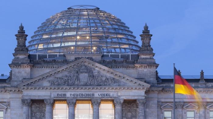 Bundestag, Reichstag
