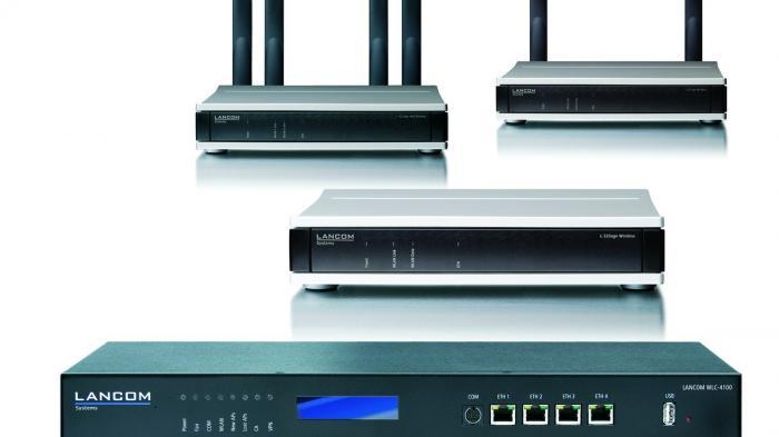 Lancom: Wichtiges LCOS-Update stopft Sicherheitslücke