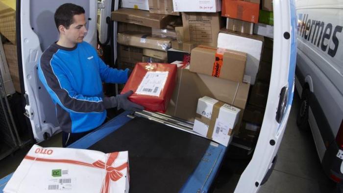 Hermes plant Aufschläge für Weihnachtspakete und heimische Zustellung