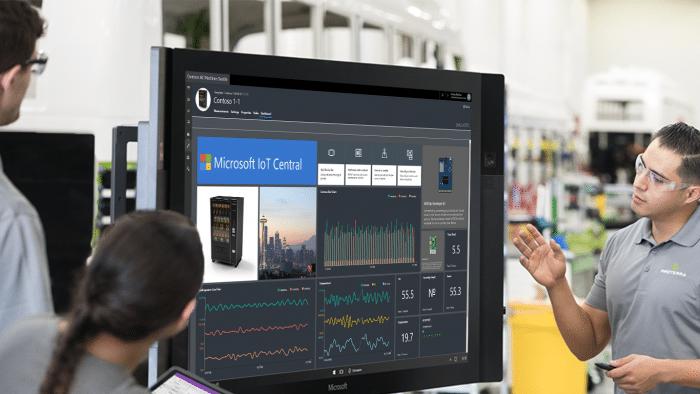 Microsoft: IoT Central soll Einstieg ins Internet der Dinge erleichtern