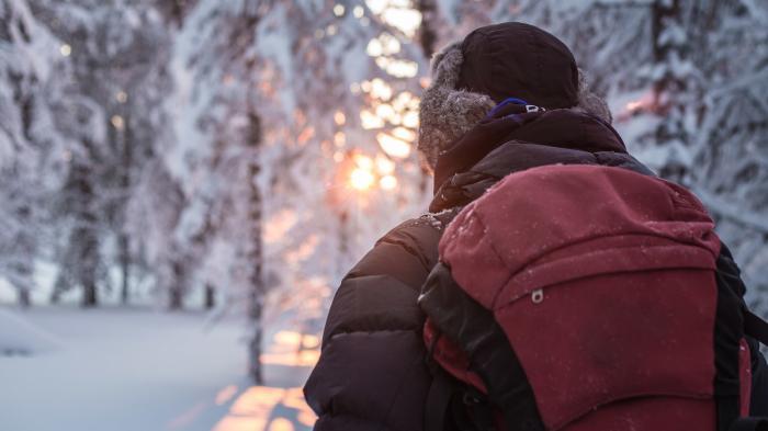 Bessere Fotos im Schnee