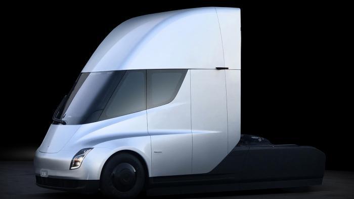 Elektro-Lkw: Pepsico bestellt 100 Tesla Semi