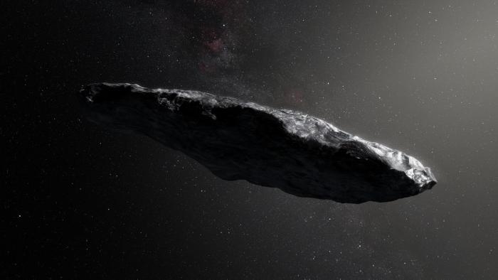 """War es ein Raumschiff? - Forscher belauschen Asteroid """"Oumuamua"""""""