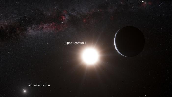 NASA: Überlegungen für interstellare Mission zu Alpha Centauri ab 2069