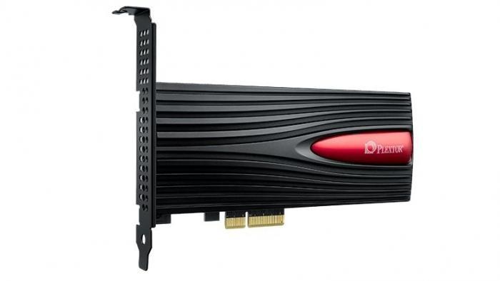 High-Speed-SSDs: Plextor stellt M9Pe-Serie mit bis zu 3,2 GByte/s Lesegeschwindigkeit vor