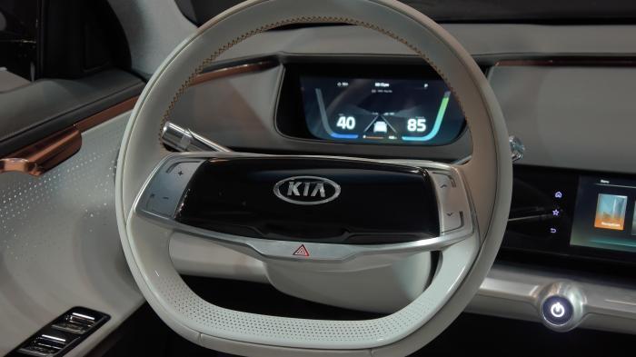 Kia: Das Showcar Niro EV gibt einen Vorgeschmack auf künftige Modelle