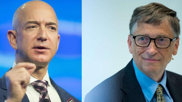 Amazon-Chef Bezos ist nun reicher, als Bill Gates es je war