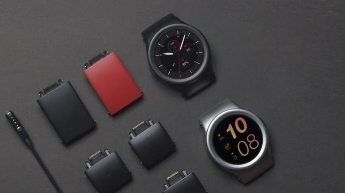 Modulare Smartwatch Blocks ist endlich fertig