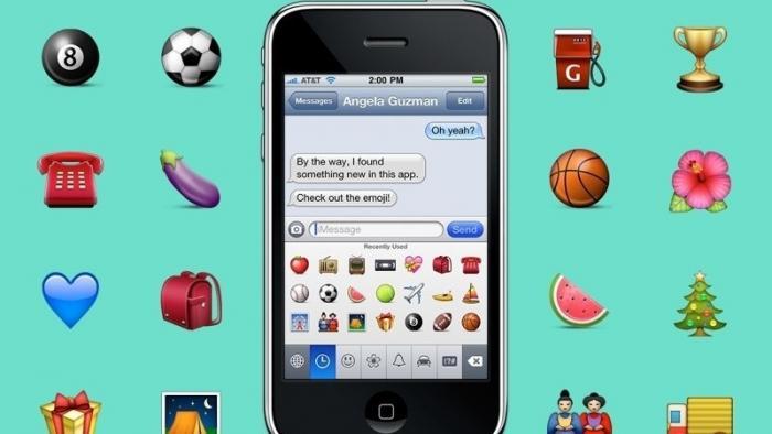 Apple-Emojis kamen anfangs von einer Praktikantin – und von Steve Jobs