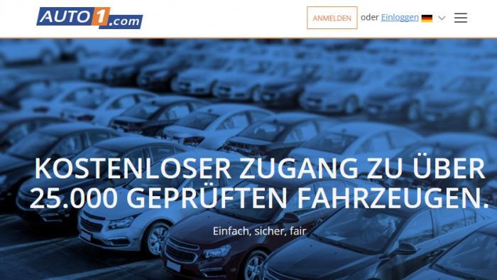 Riesen-Investition für Berliner Gebrauchtwagen-Plattform Auto1