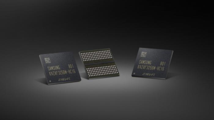 High-End-Grafikspeicher: Samsung startet GDDR6-Massenproduktion