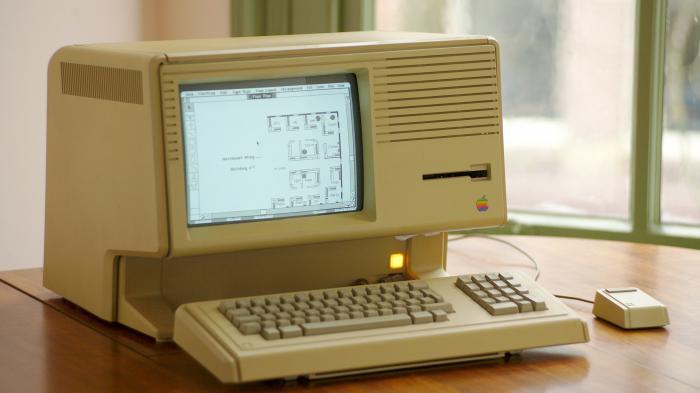 Apple Lisa: Als Apple die Maus von der Leine ließ