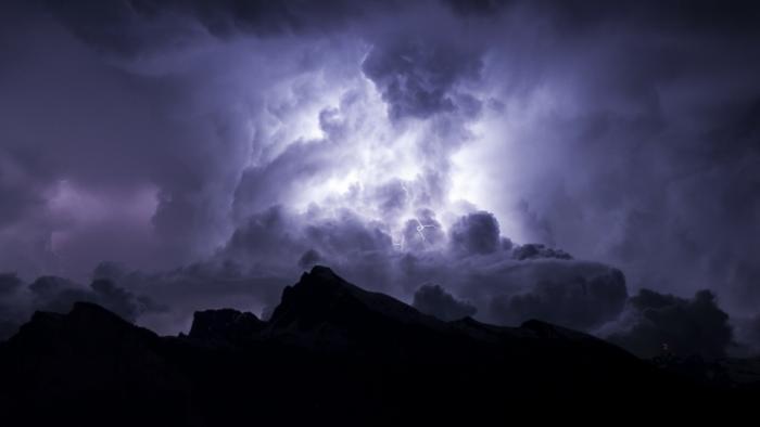 Sturm, Wolken