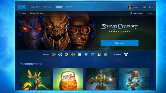 500 Millionen Spieler von Blizzard-Computerspielen waren über Lücke angreifbar