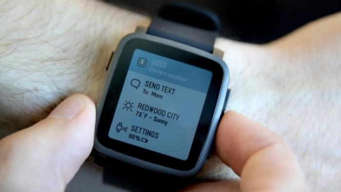Smartwatch Pebble Time 2